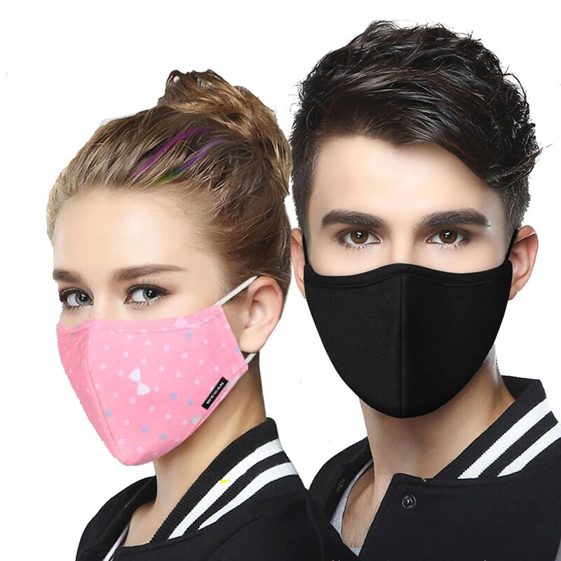 How to Style Cloth Face Masks as Well Look Comfortable